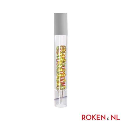 Flavour inserter tube