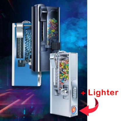 Inserter box applicator plus lighter
